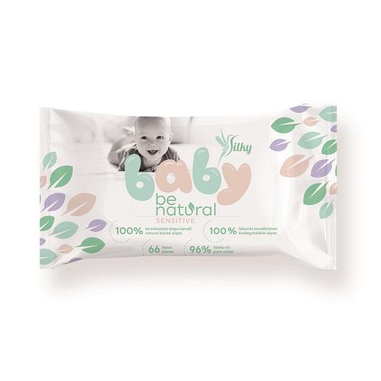 Silky - Silky baby be natural sensitive
