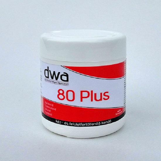 DWA - DWA 80 plus kéz-és felületfertőtlenítő 50 lap